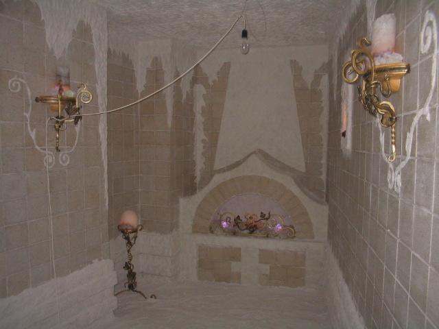 соляная комната, спелеокамера, строительство и монтаж