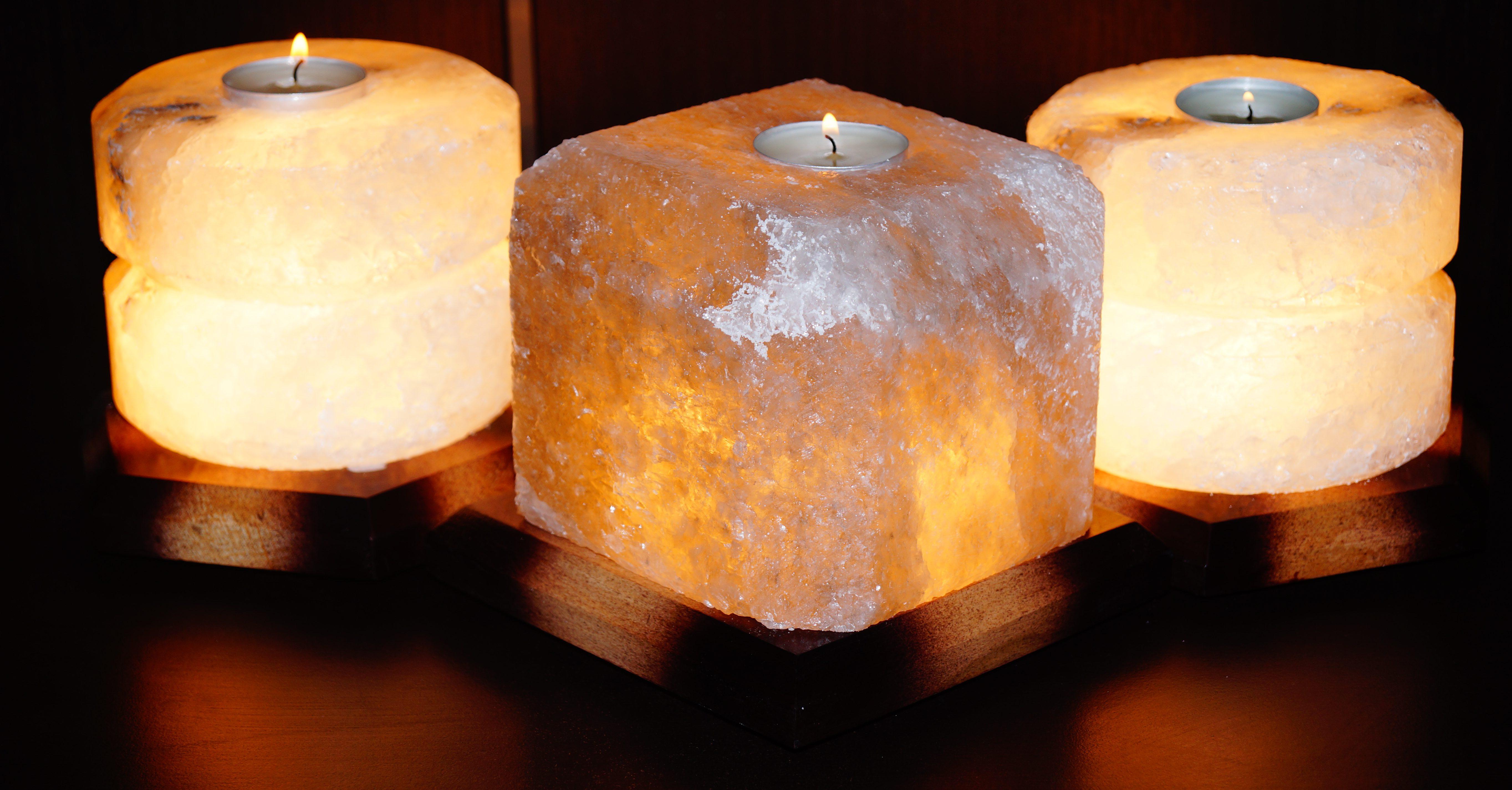 Инструкцию к солевой лампе