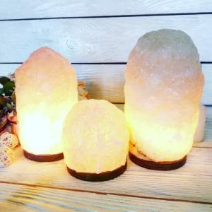 Скалы из соли